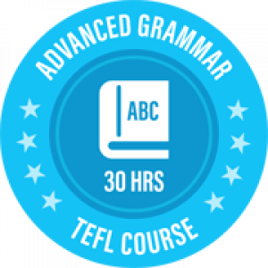 Advanced Grammar TEFL Certificate