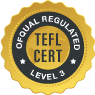 Only UK Regulated TEFL Qualification