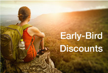 Early-Bird Discounts