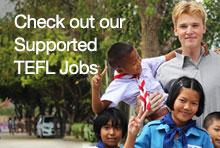 Paid TEFL Internships