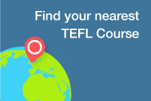 Find your nearest TEFL Course