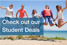 Check out our Student Deals