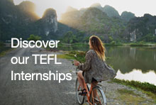 Check out our TEFL Experiences