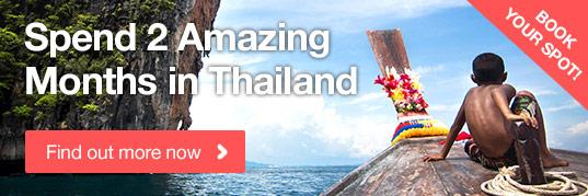 Thailand Internship