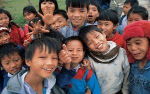 TEFL children learning English
