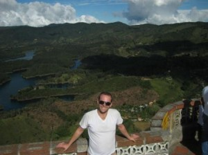 eric in colombia