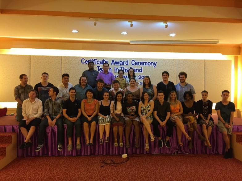 interns in thailand