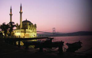 the buyuk mecidiye mosque