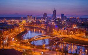 Teach English in the Baltics