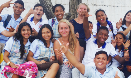 View the i-to-i Colombia TEFL Internship