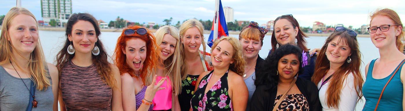 Cambodia interns