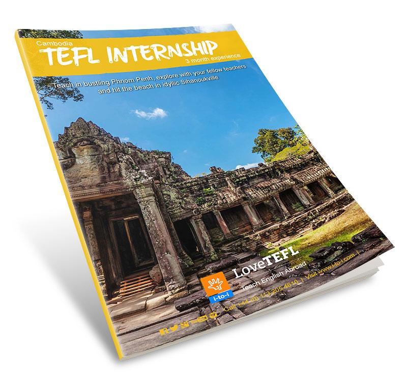 cambodia internship guide