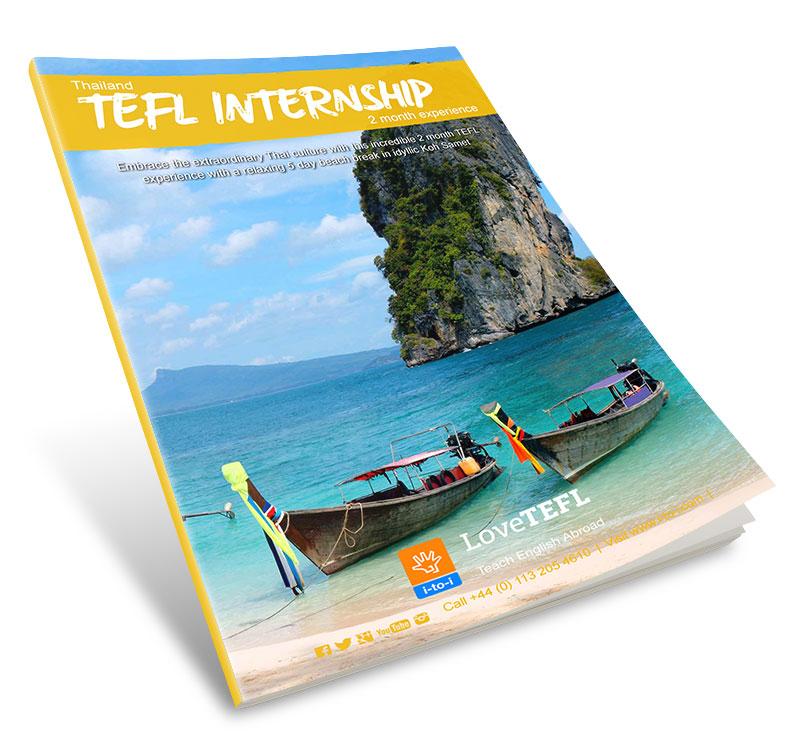 thailand internship guide