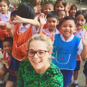 Thailand TEFL intern Jasmine Gaterell