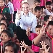 Thailand TEFL intern Matthew Bignell