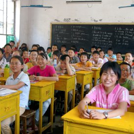 http://ChinapupilsinclassroomlearningEnglish