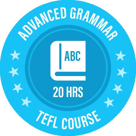 i-to-i 30 hour advanced grammar logo