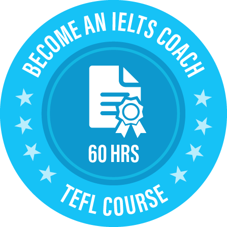 IELTS 60 hour coach course from i-to-i logo