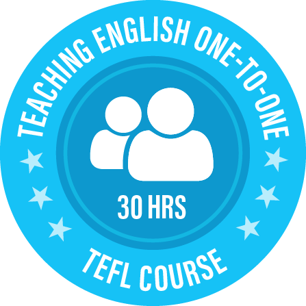 teaching English one-to-one 30 hours logo i-to-i