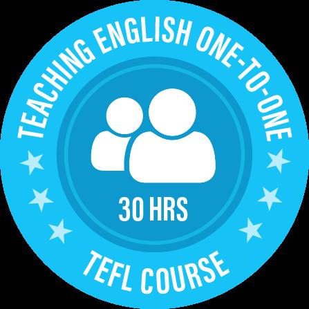 teaching English one-to-one 30 hours logo i-to-i