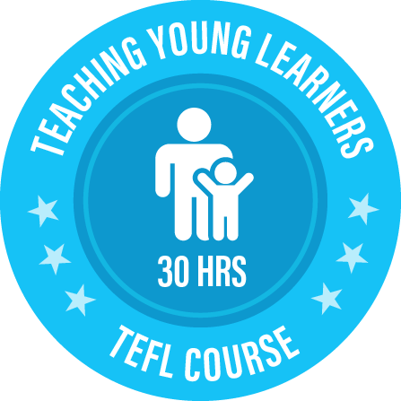 Teaching Young Learners 30 hours course logo i-to-i