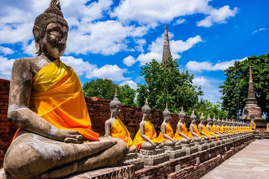 Buddhas of Thailand