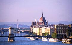 Hungary bridge
