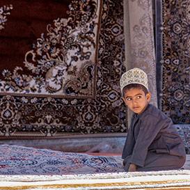 boy in Oman