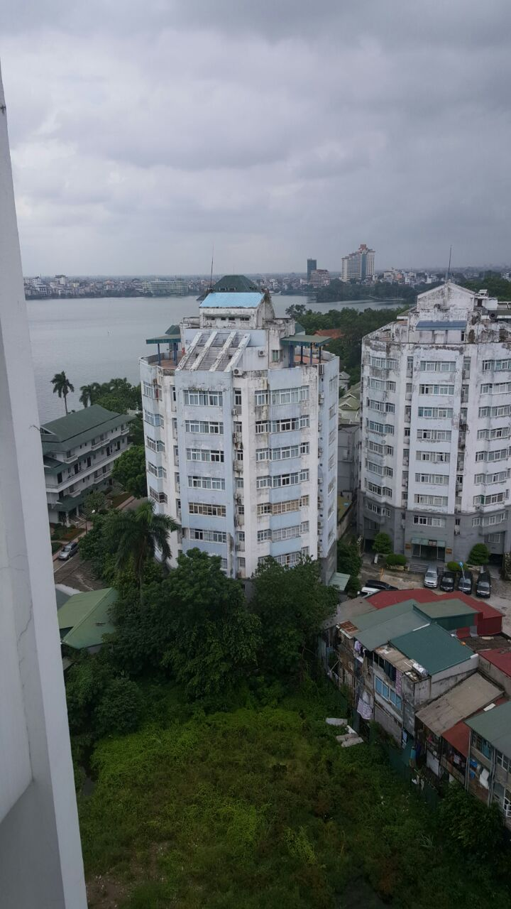 Flats in Hanoi, Vietnam