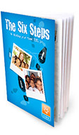 Six Steps to finding work brochure