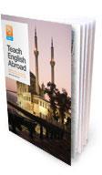 Request a TEFL brochure