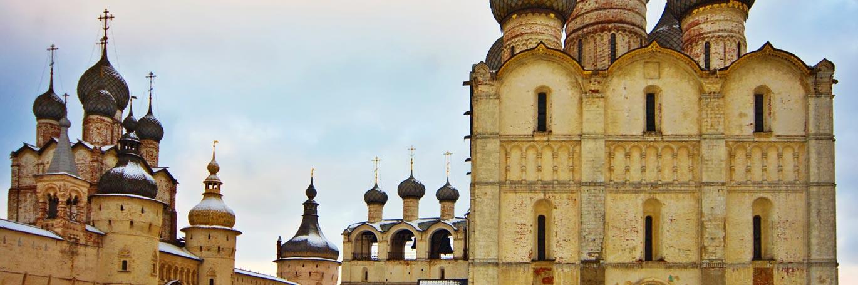 Russian skyline
