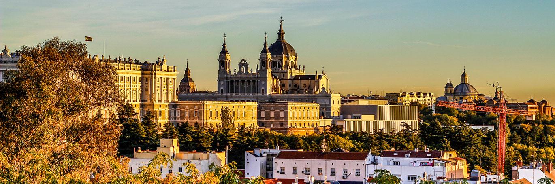 Spanish skyline