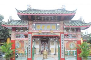 Hanoi Vietnam Temple