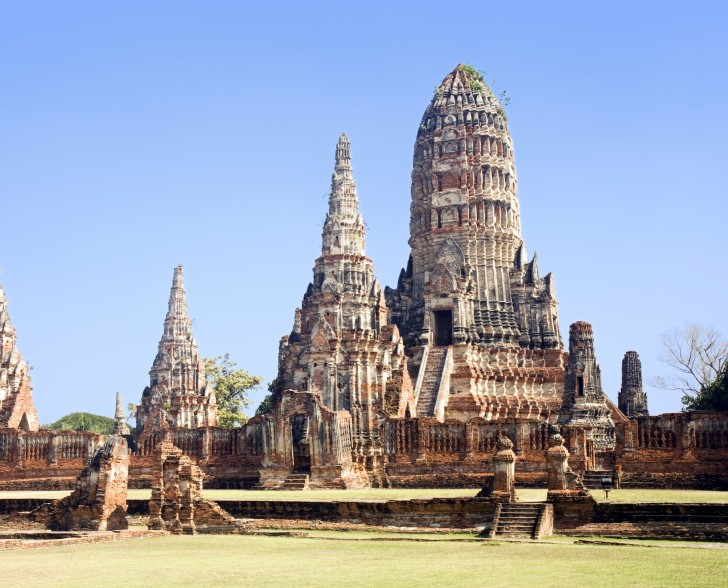 Wat Chai Wattanaram , Thailand