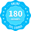 180 Hour TEFL Course Icon