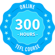 300 Hour TEFL Course Icon