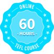 60 Hour TEFL Course Icon