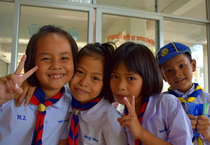 TEFL School children