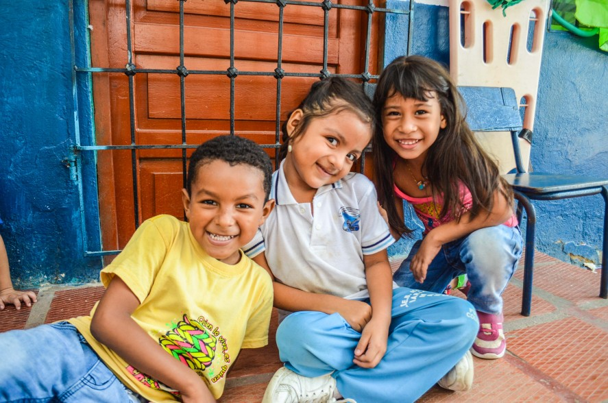TEFL students in Puerto Colombia