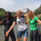 au pairs landing in country
