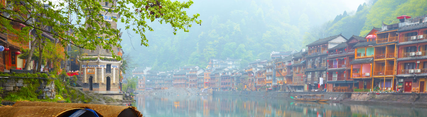 China lakelands