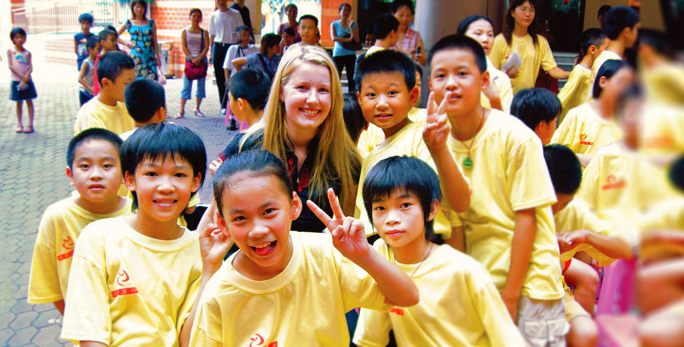 TEFL teaching in China