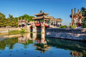 View of Beijing