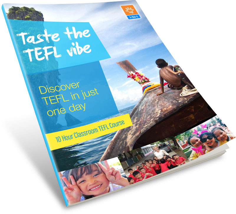10 hour TEFL course guide