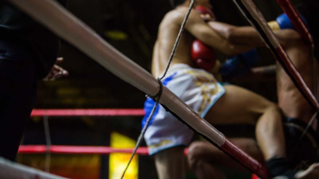 Muay Thai Boxing