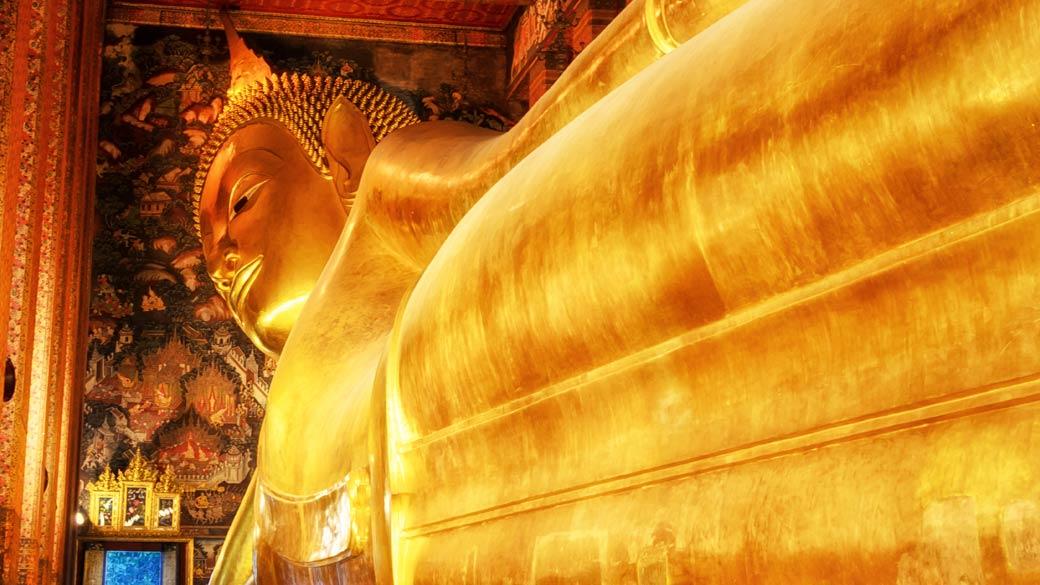 Wat Pho / Wat Phra Chetuphon Wimonmangkhalaram in Bangkok