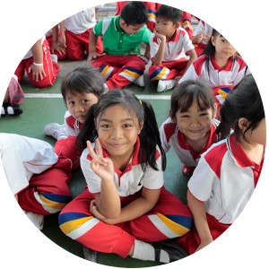 Thai children