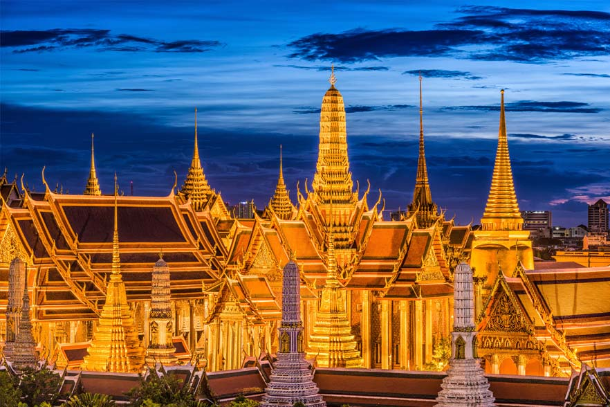 Top Wats in Bangkok