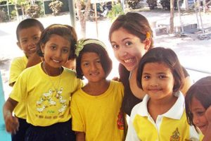 TEFL students ready to learn